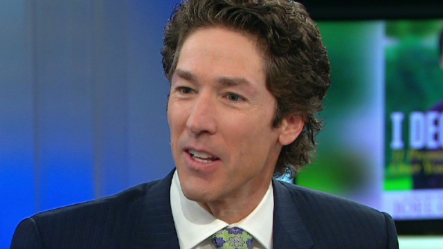Osteen: Finding positivity every day