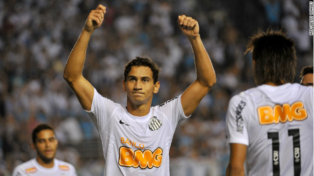 Ganso is set to complete his move to Sao Paulo after the two clubs agreed a $12 million fee for the Brazil midfielder.