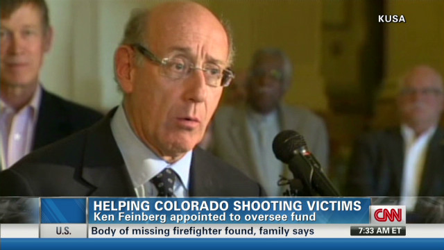 New man heads Colo. shooting victim fund