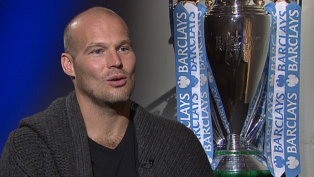 Ljungberg: 'I was called gay'