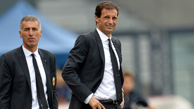 AC Milan manager Massimiliano Allegri is under increasing pressure following his side's disappointing start to the season.