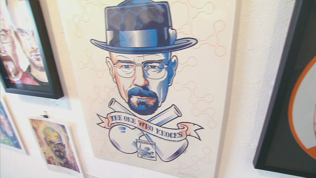 The art of 'Breaking Bad'