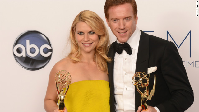 'Modern Family' and 'Homeland' win big at Emmys