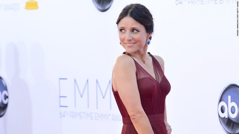 Julia Louis-Dreyfus is an adorable 53.