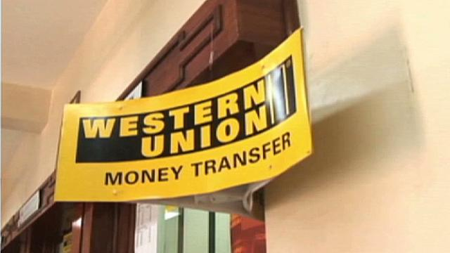 Western Union: Moving money in disaster