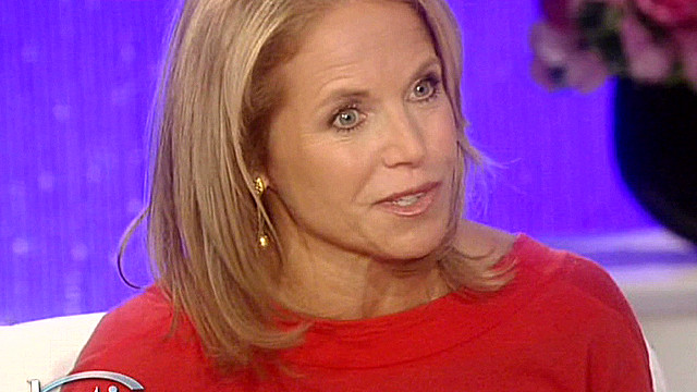 Katie Couric reveals she battled bulimia