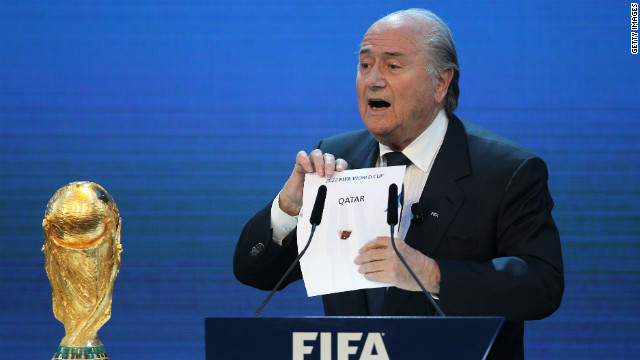 Qatar spells out 2022 World Cup position