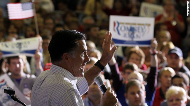 Pastor: Romney should talk social issues