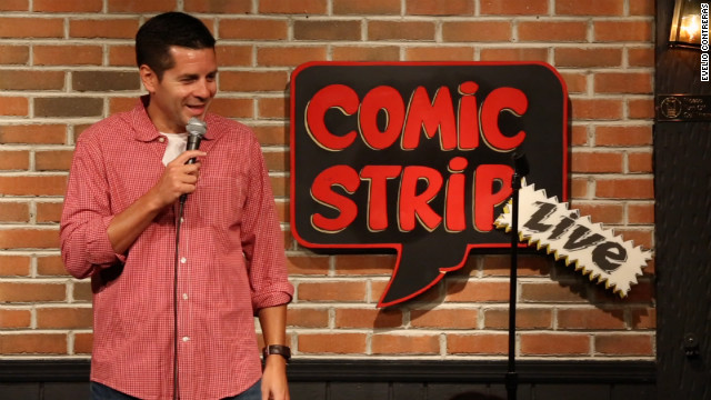 Comedian Dean Obeidallah spends a day without a cell phone.