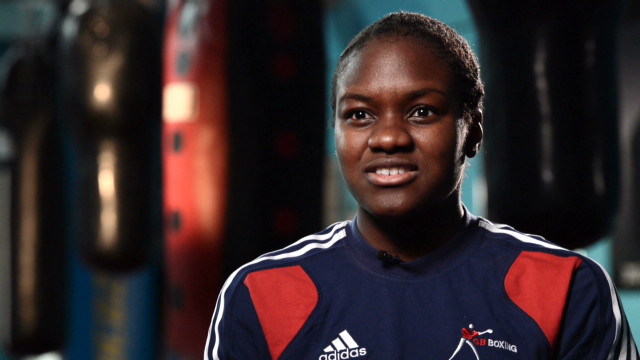 How Nicola Adams punched her way to gold