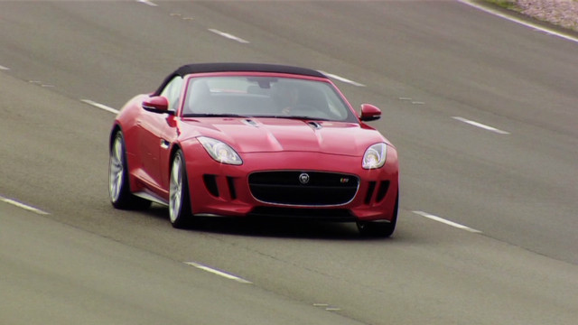 Exclusive look: Jaguar F-Type roadster