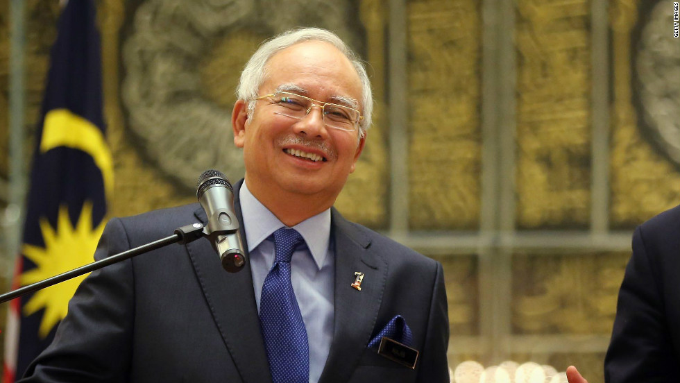 "In Malaysia, when people protested the banning of street demonstrations, Prime Minister Najib Razak referred to them as a ""sign of a mature democracy"" -- the perfectly tailored reply of the modern authoritarian, according to Dobson."