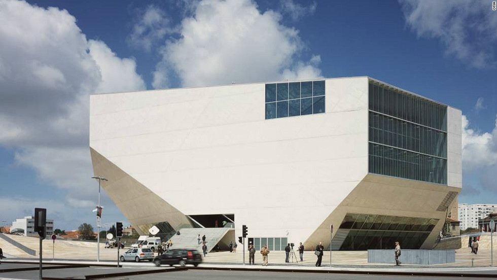 "The <a href=""http://www.casadamusica.com/Default.aspx?langSite=eng"" target=""_blank"">Casa da Musica</a> in Porto, Portugal, won Koolhaas the <a href=""http://www.pritzkerprize.com/"" target=""_blank"">Pritzker Prize</a> in 2000."