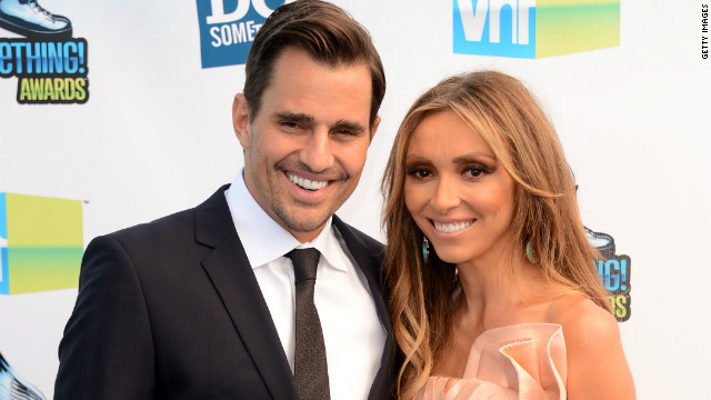 Giuliana and Bill Rancic attend the Do Something Awards in August 2012.