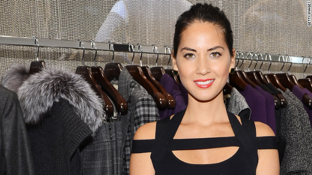 """The Newsroom's"" Olivia Munn will appear on an episode of ""New Girl."""