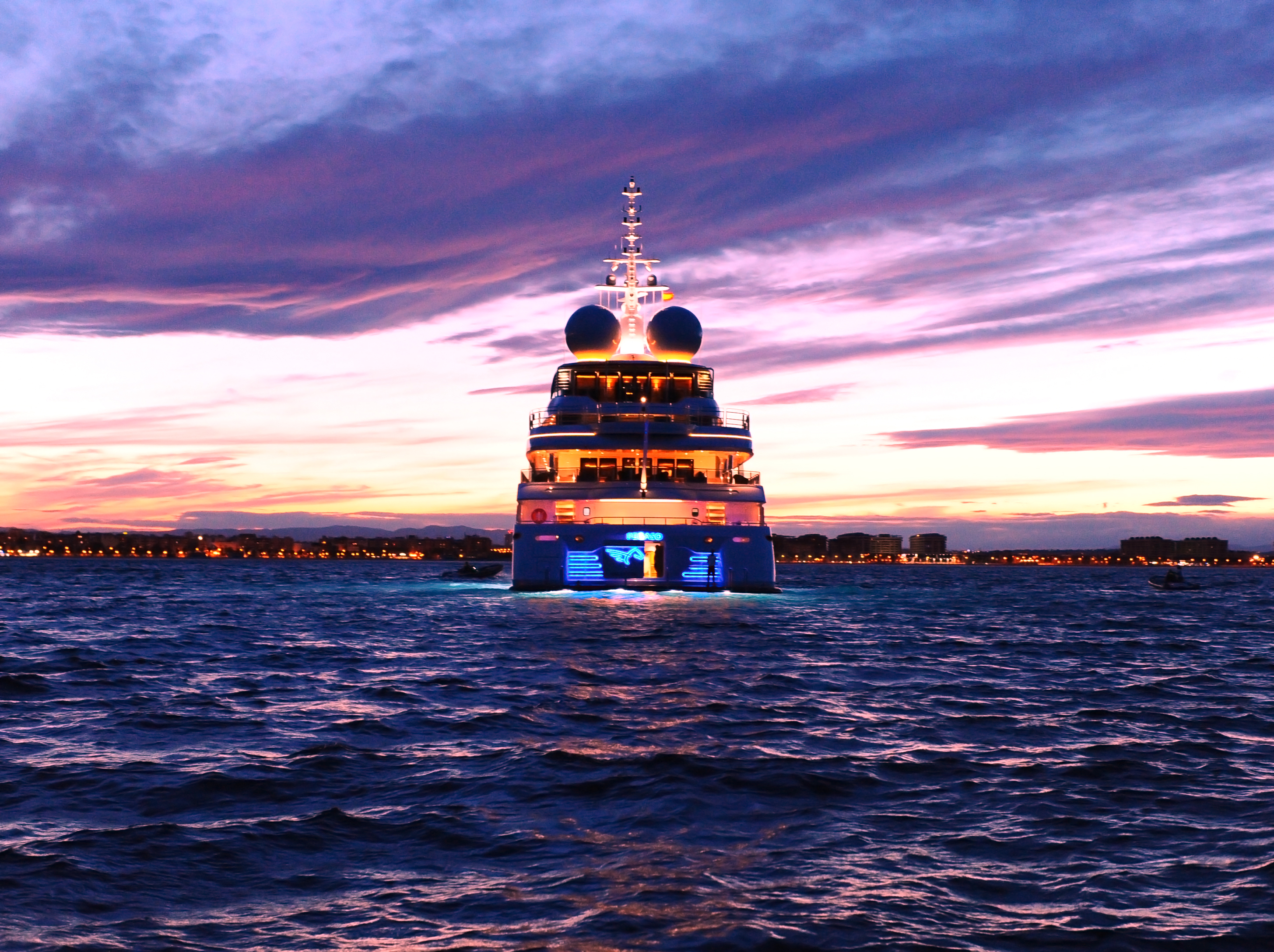More than a holiday: The luxury superyacht that doubles as a