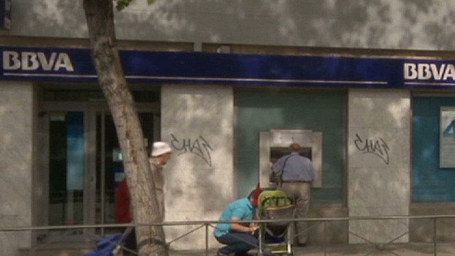 Economist weighs in on Spain's banks