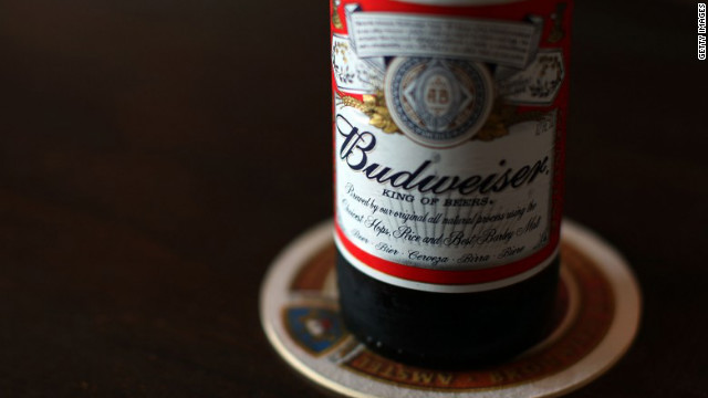 Makers of Budweiser sued over beer