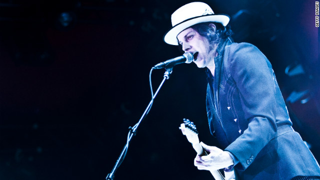 Jack White ended his Saturday concert after about 55 minutes.