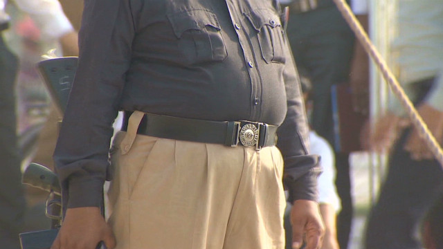 Cops warned to lose weight or be fired