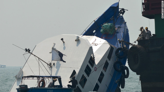 Deadly ferry crash investigation begins