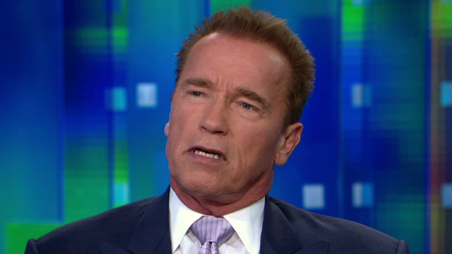 Schwarzenegger on upcoming debate