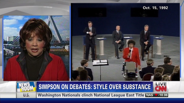 Debates: Style over substance?