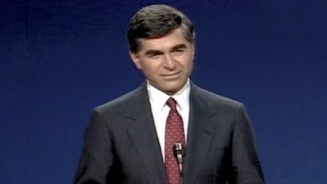 1988 presidential debate: 'If Kitty Dukakis were raped...'
