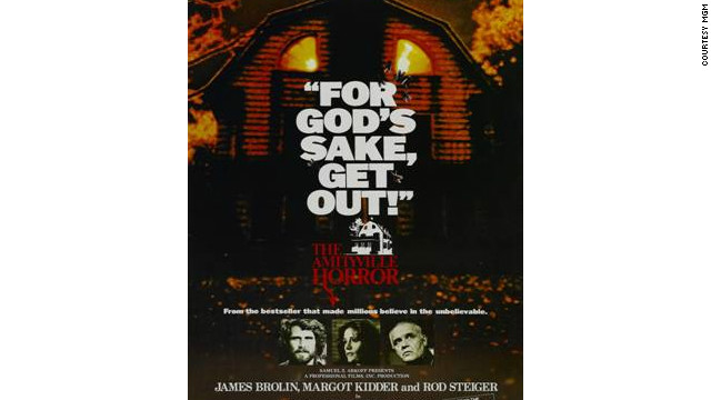 The horror film, about an apparently haunted house, spawned several sequels.