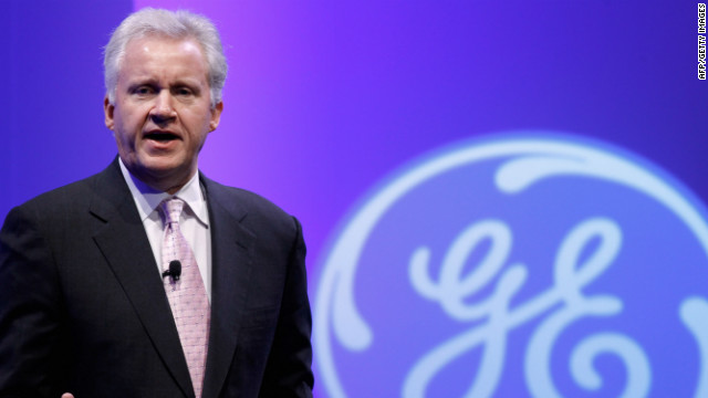 GE CEO: Washington holding back growth