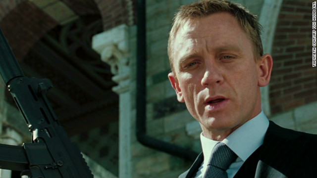 Best moments in 50 years of James Bond