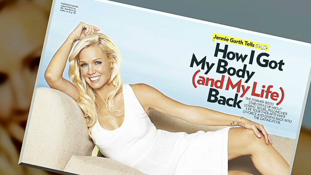 Jennie Garth: How I got body, life back