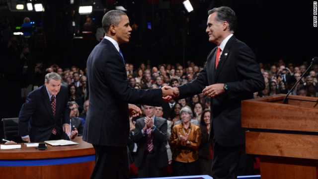 The first debate between Barack Obama and Mitt Romney changed polls -- and pundits' opinions.