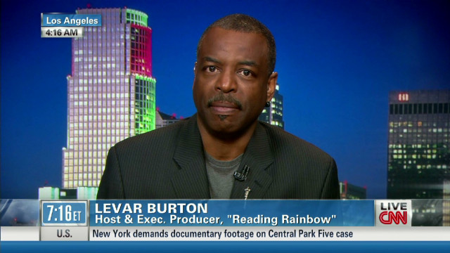 Burton 'outraged' over Romney PBS remark