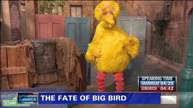 Granholm: 'Big Bird lives!'