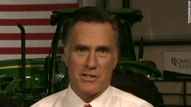 Romney: 'Completely wrong' on 47%
