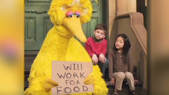 A war on Big Bird?