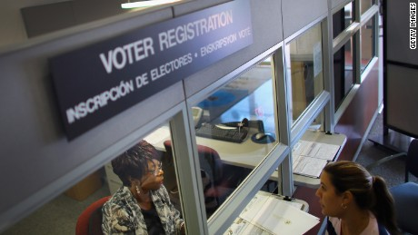 What the federal government can get from your voter file