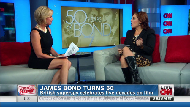 James Bond Turns 50