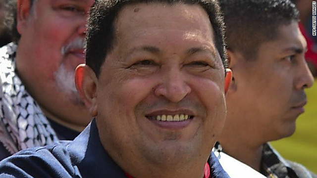 Hugo Chavez wins re-election race