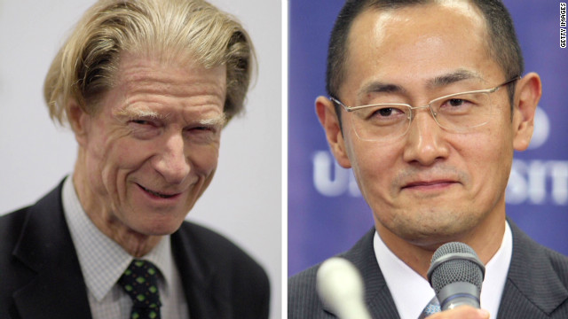 Cell discovery earns Nobel Prize
