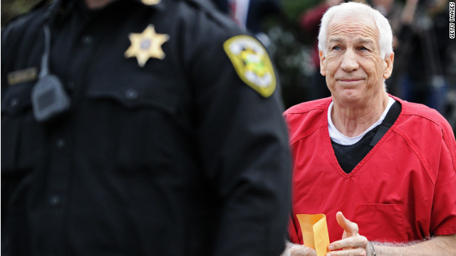 Sandusky victim: 'I do not forgive you'