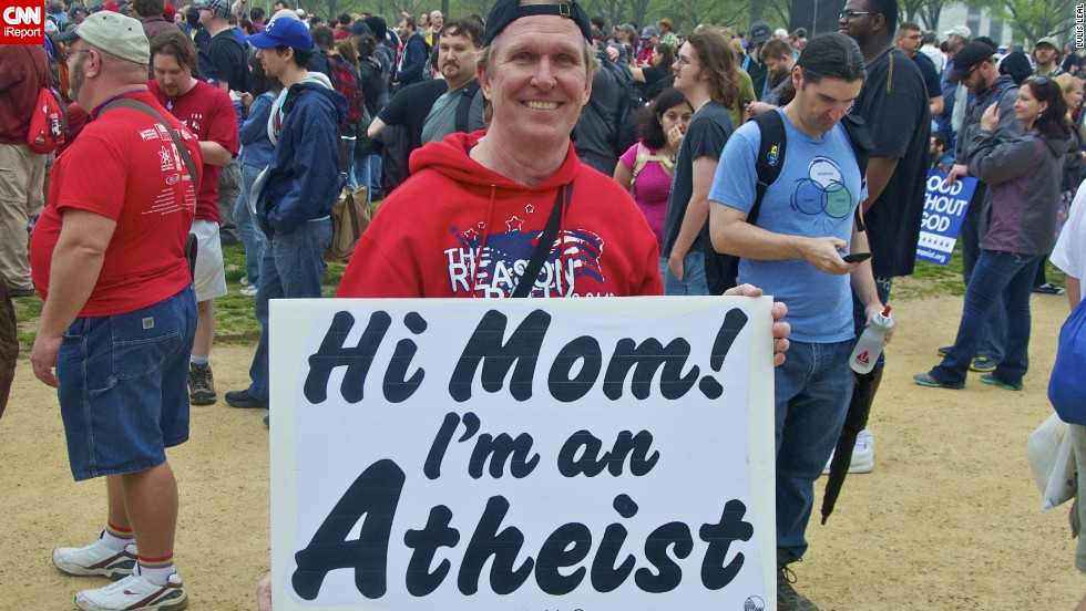 The religiously unaffiliated, including atheists and agnostics, make up nearly 23% of the American population, the study says.