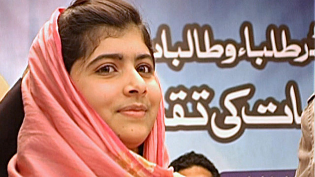 14-year-old activist wounded by Taliban