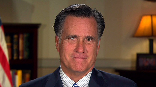Romney responds to 47% comment