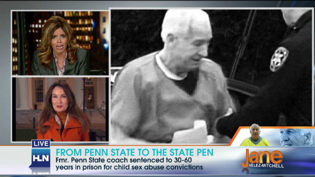 Was Sandusky's sentence harsh enough?