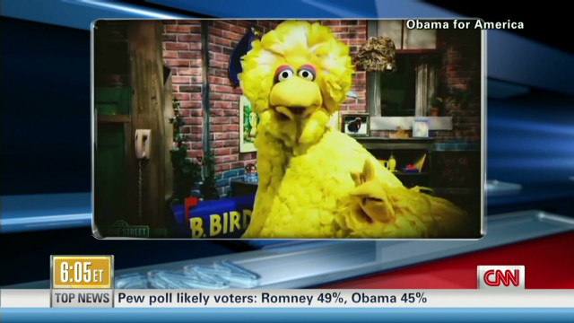 Democrats release Big Bird ad