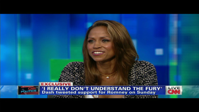 Stacey Dash on Romney and Twitter