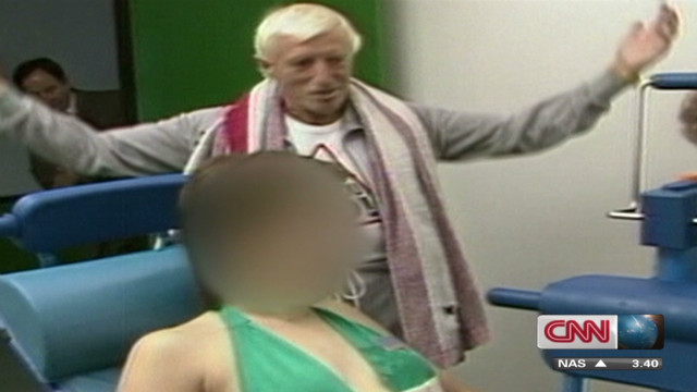 Probe into TV star's alleged abuse