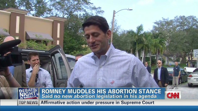 Priebus: 'No doubt' Romney is pro-life